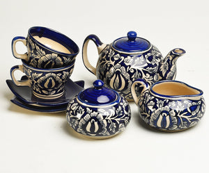Mughal Morning Tea Set of 7 pcs
