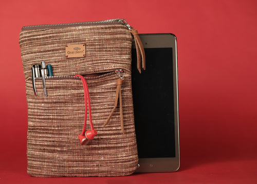 Khadi Tablet Sleeve