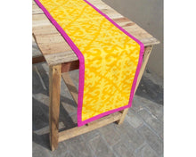 Table Runner - Shrydak Yellow