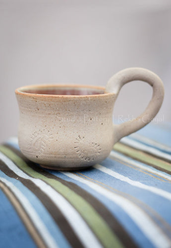 Stoneware Mugs - Matt and Glazed