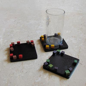 Pixel - Scattered Coasters