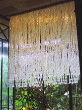 Acrylic Crystal Bead Curtain 2ft L x 24 strings
