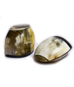 Buffalo Horn Fine Salt & Pepper Shaker