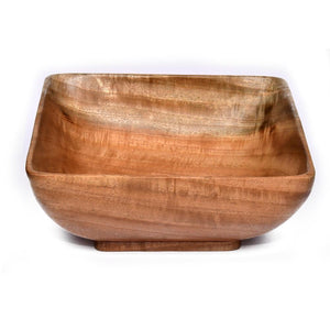 Neemwood Largest Serving Square Bowl