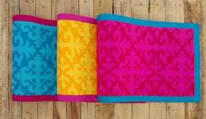 Table Runner - Shrydak Bright Pink