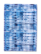 Kitchen towel - Stripes shibori