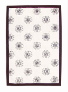 Heena print - cotton rug (24' X 36' )