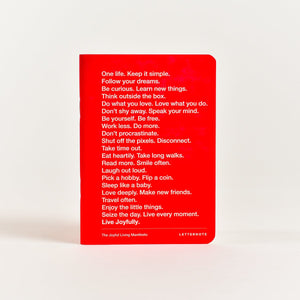Manifesto - Pocket Notebook