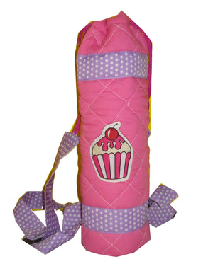 Cupcake Bottle Cover