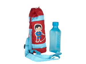 Superman Bottle Cover