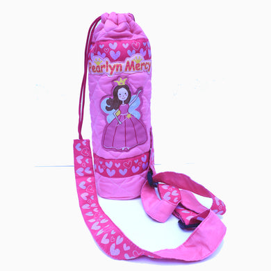 Princess Bottle Cover, Personalized