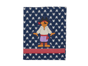 Pirate File Folder
