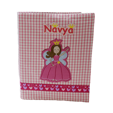 Princess File Folder, Personalized