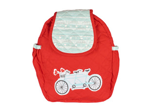 Bicycle School Bag