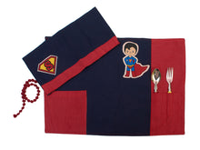 Superman Tablemat and Napkin set