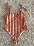 Simple Fashion Holiday One Piece Bikini