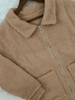 DaysCloth Autumn Warm Teddy Bear Coat Women Thick Faux Fur Jacket