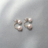 Fashion Freshwater Pearl  Earring