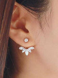 Fashion Casual High Quality  Zircon Earrings