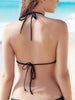 DaysCloth Beach Babe Solid Color Cute Suit Bikini Set