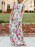 Love Like No Other Floral Print Maxi Dress