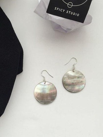 Fashion Shell Pendants Earring