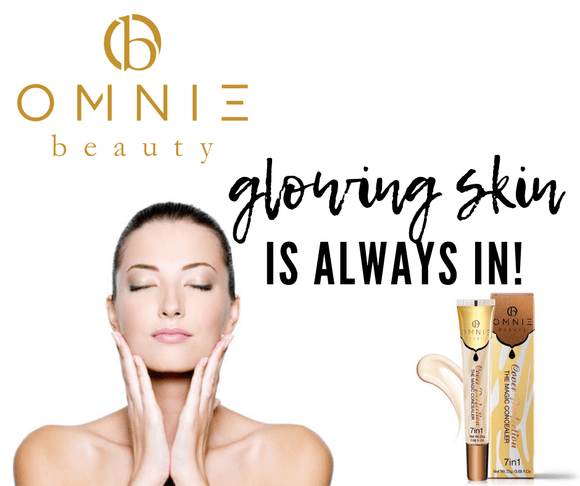 How to use OMNIE Beauty's Magic Concealer Foundation