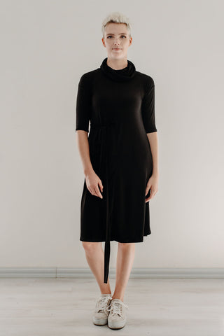 Calvin_dress_black