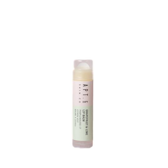 Grapefruit Lime Lip Balm