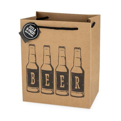 6 Pack Beer Bag