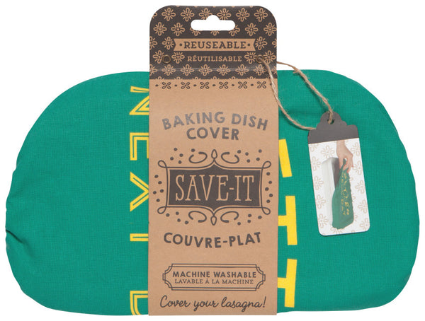 Reusable Baking Dish Cover Better The Next Day