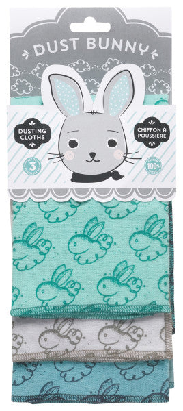 Dusting Cloth Set Dust Bunny