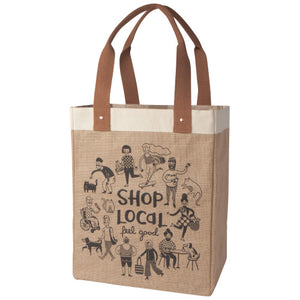 Tote Bag Shop Local Market