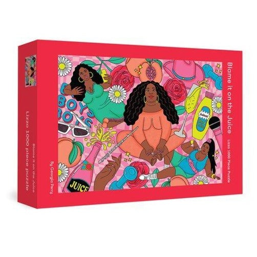1000 Piece Puzzle Lizzo Blame It On The Juice