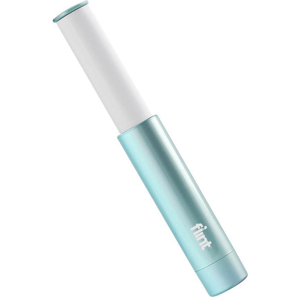 Retractable Lint Roller Metallic Mint