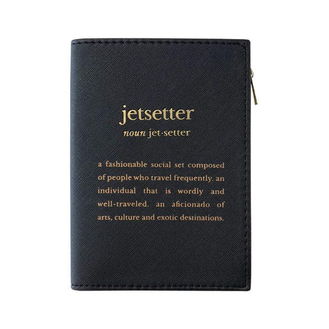 Jetsetter Passport Case