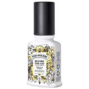 Original Citrus Bathroom Spray 2 oz