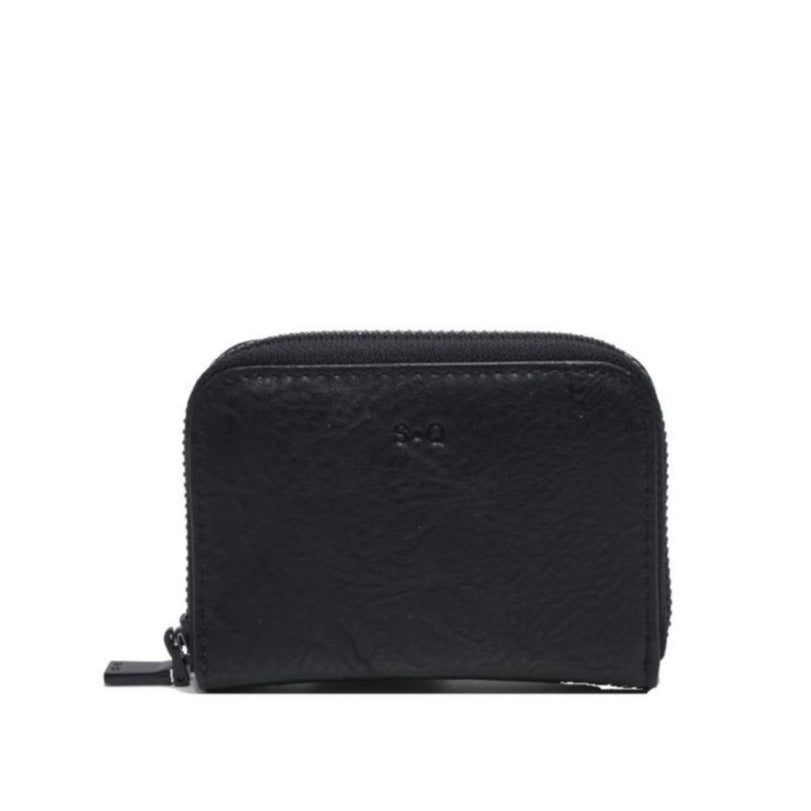 Iva Card Case Black