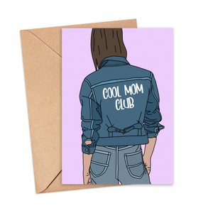 Cool Mom Club Card