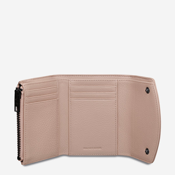 Lucky Sometimes Wallet Dusty Pink