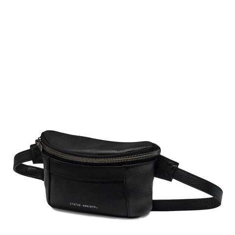Best Lies Fanny Pack Black