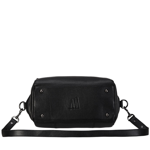 Force Of Being Purse Black