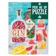 500 Piece Puzzle Pick Me Up Gin
