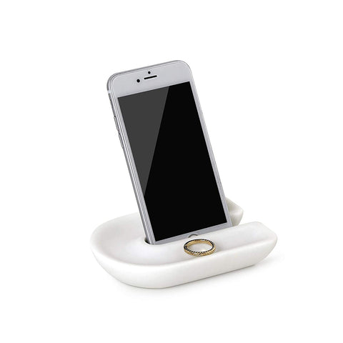 Junip Phone Holder White