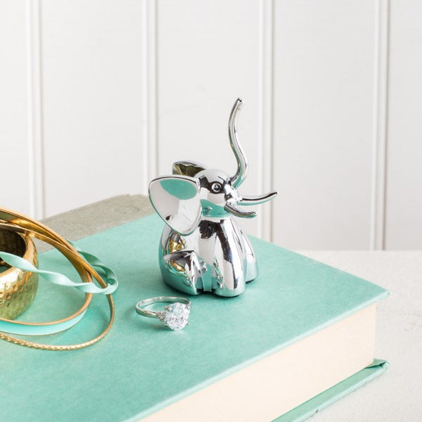 Elephant Ring Holder Chrome