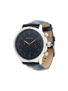 Paul Smith Embossed bracelet watch