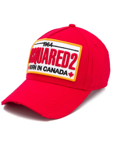 Dsquared2 Born in Canada cap