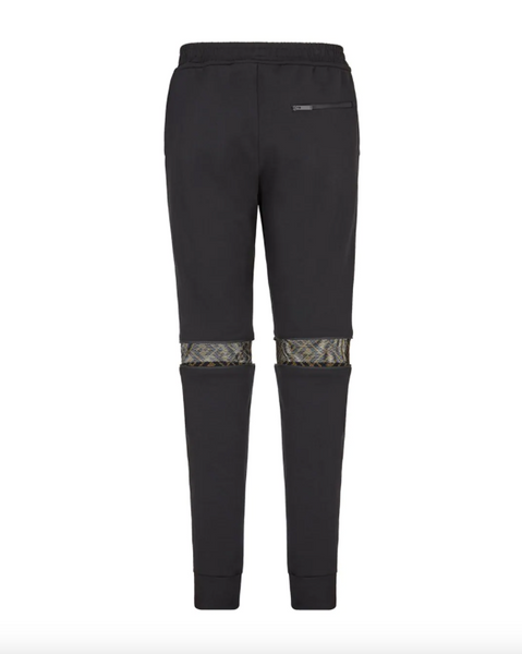 FF mesh panels track pants