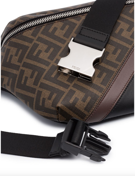 Fendi FF motif belt bag
