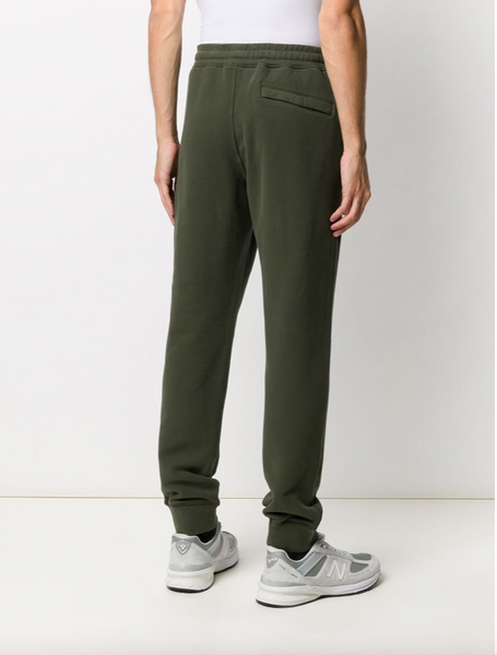 Stone Island logo-patch track pants